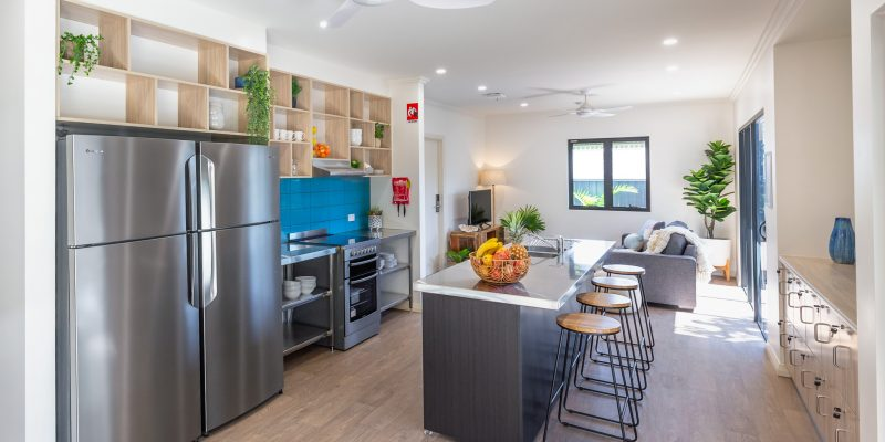 Student accommodation in Cairns | Cairns Kangarooms Student Living