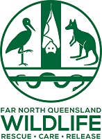 Far North Queensland Wildlife Rescue Logo | Cairns Kangarooms Student Living
